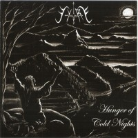 SYTRY - Hunger Of Cold Nights CD