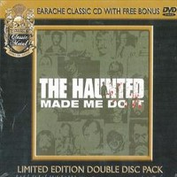 THE HAUNTED - The Haunted Made Me Do It  CD+DVD