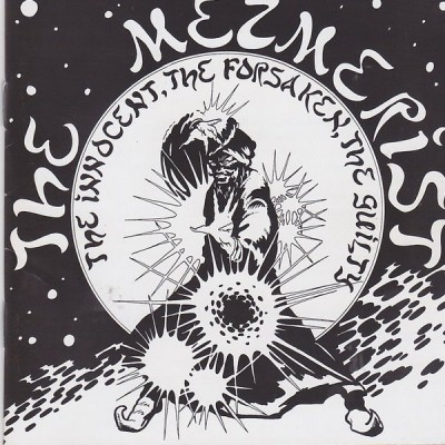 THE MEZMERIST - The Innocent, The Forsaken, The Guilty  CD+DVD