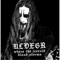ULVEGR - Where The Icecold Blood Storms CD
