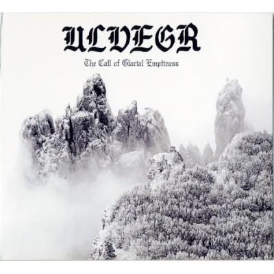 ULVEGR - The Call Of Glacial Emptiness Digipak CD
