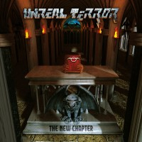 UNREAL TERROR - The New Chapter CD