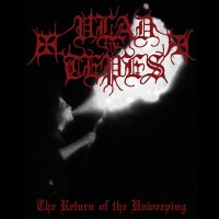 VLAD TEPES - The Return Of The Unweeping  CD