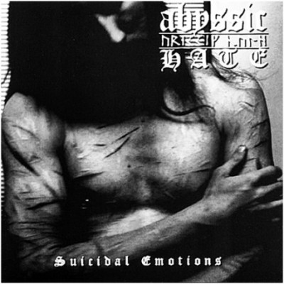 ABYSSIC HATE - Suicidal Emotions CD
