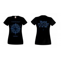 RAVENTALE - Planetarium  Girly t-shirt Black