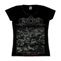 KZOHH - Dead Rats  Girly T-shirt