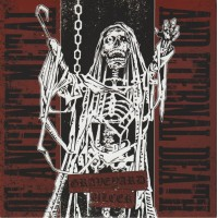 GRAVEYARD / ULCER - Of Ancient Metal And Eternal Death 7EP