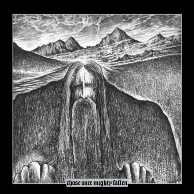 ILDJARN / HATE FOREST - Those Once Mighty Fallen 2LP