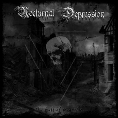 NOCTURNAL DEPRESSION - The Cult Of Negation LP