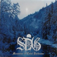 SORCIER DES GLACES - Moonrise In Total Darkness LP