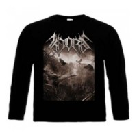 KHORS - Night Falls Onto the Fronts of Ours Longsleeve TS