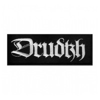 DRUDKH - Logo Patch