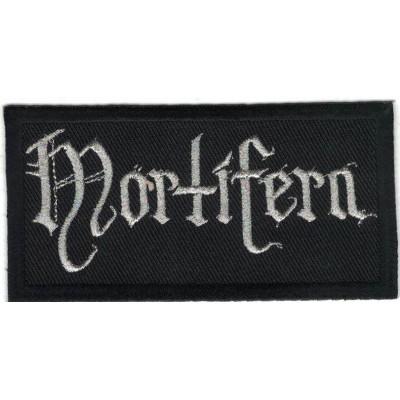 MORTIFERA - logo patch