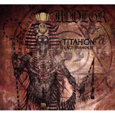 ULVEGR - Titahion: Kaos Manifest Digipak CD