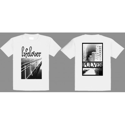 LIFELOVER - Pulver T-shirt