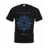 RAVENTALE - Planetarium  T-shirt Black