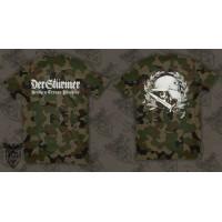 DER STURMER - Heathen Terror Machine (camouflage) TS