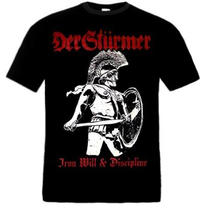 DER STURMER - Iron Will & Discipline  TS