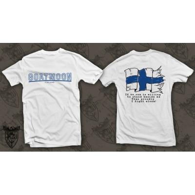GOATMOON - Finland  T-shirt