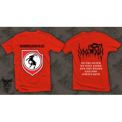 GOATMOON - Native Soil (Red)  T-shirt