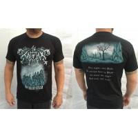 KRODA - Schwarzpfad   T-shirt