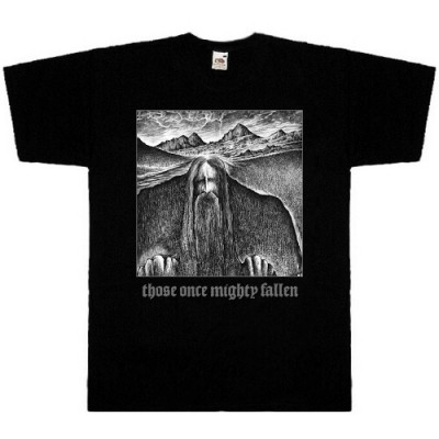 ILDJARN / HATE FOREST - Those Once Mighty Fallen TS