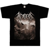 KHORS - Night Falls Onto the Fronts of Ours T-shirt