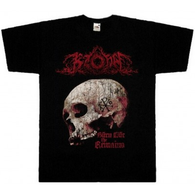 KZOHH - Burn Out The Remains T-shirt